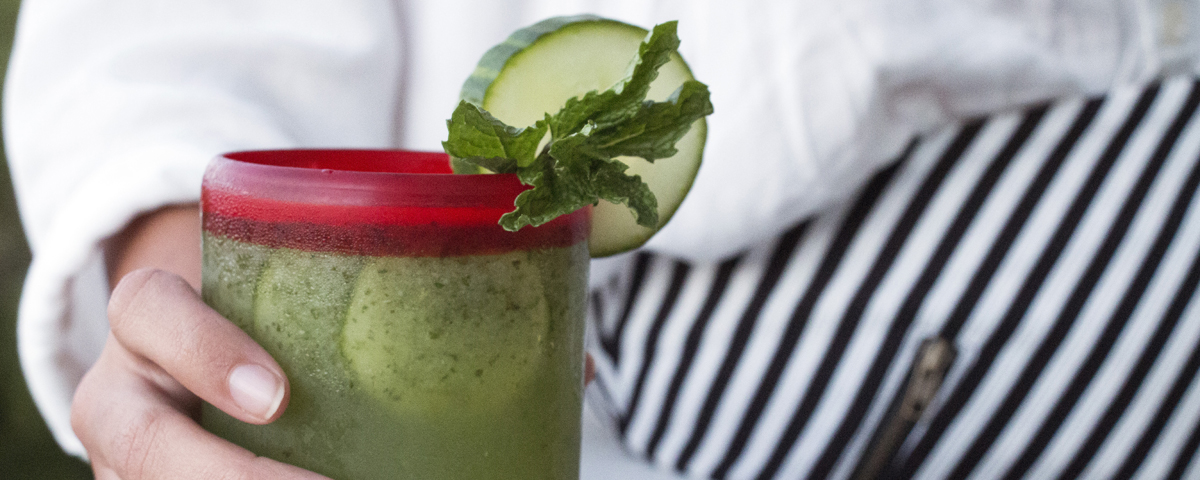 Green Gin Cocktail: Un Upgrade al Mojito