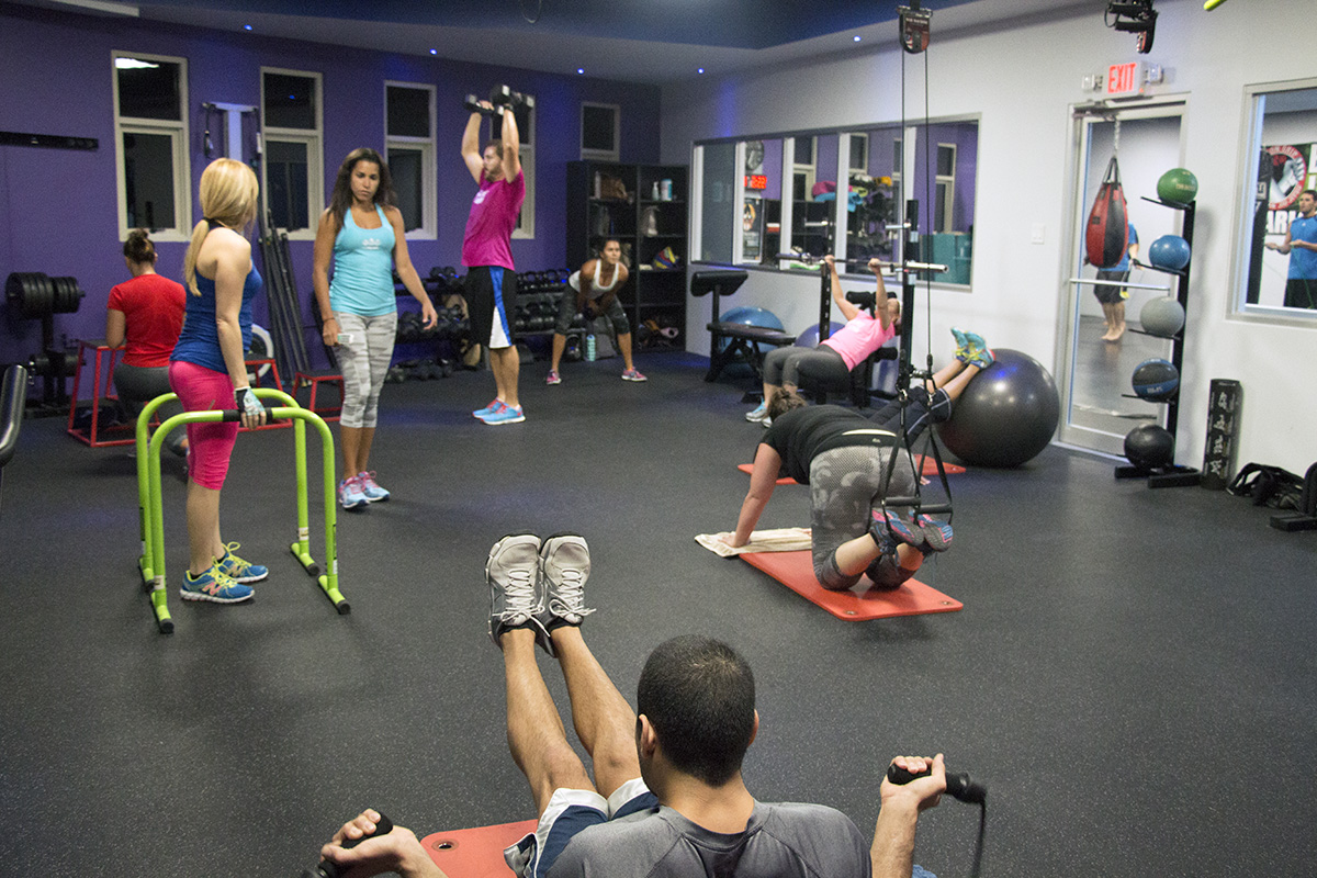 Circuit Training | Fit Factory