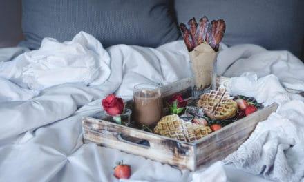 """""""Breakfast in Bed"""" 3 Recetas de Pizca de Gourmet"""