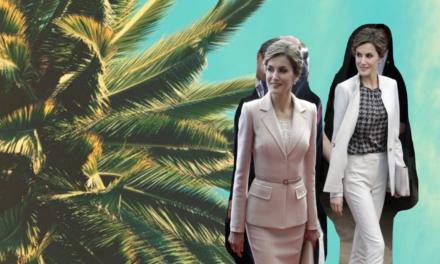 La Reina Letizia Marcando Tendencia en Puerto Rico