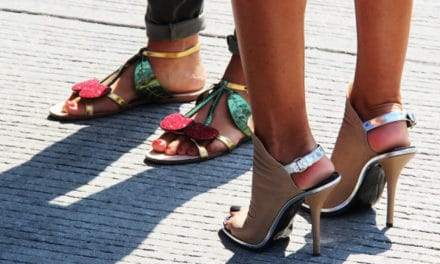 Flat or Heel: When and Where?