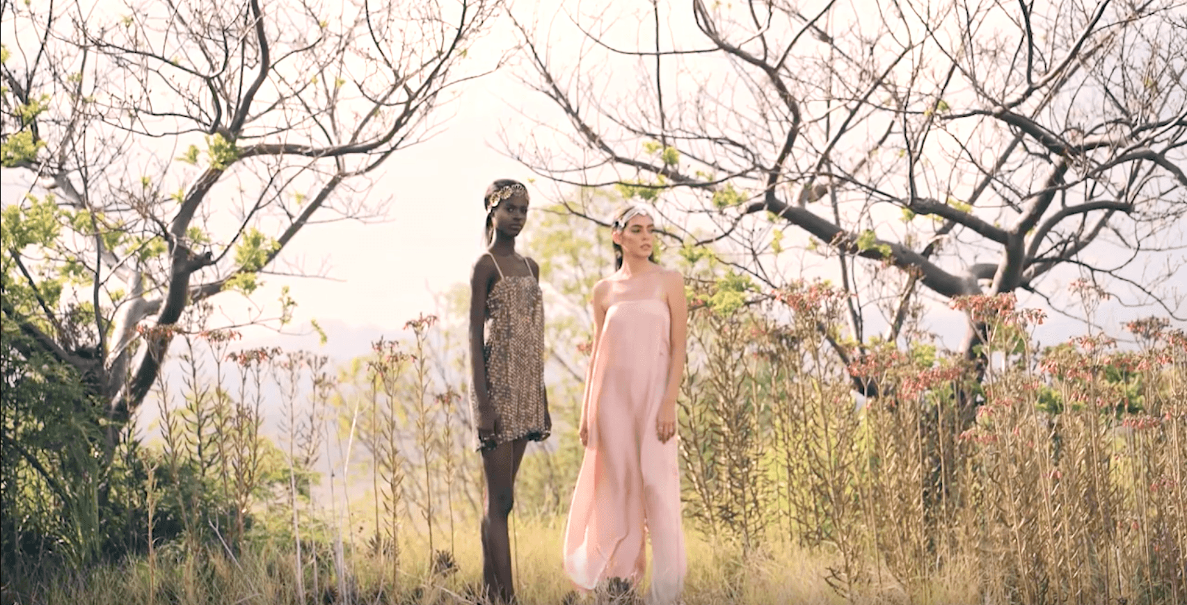 "Jean Cintrón Lanza Fashion Film ""The Perfect Sunset"""