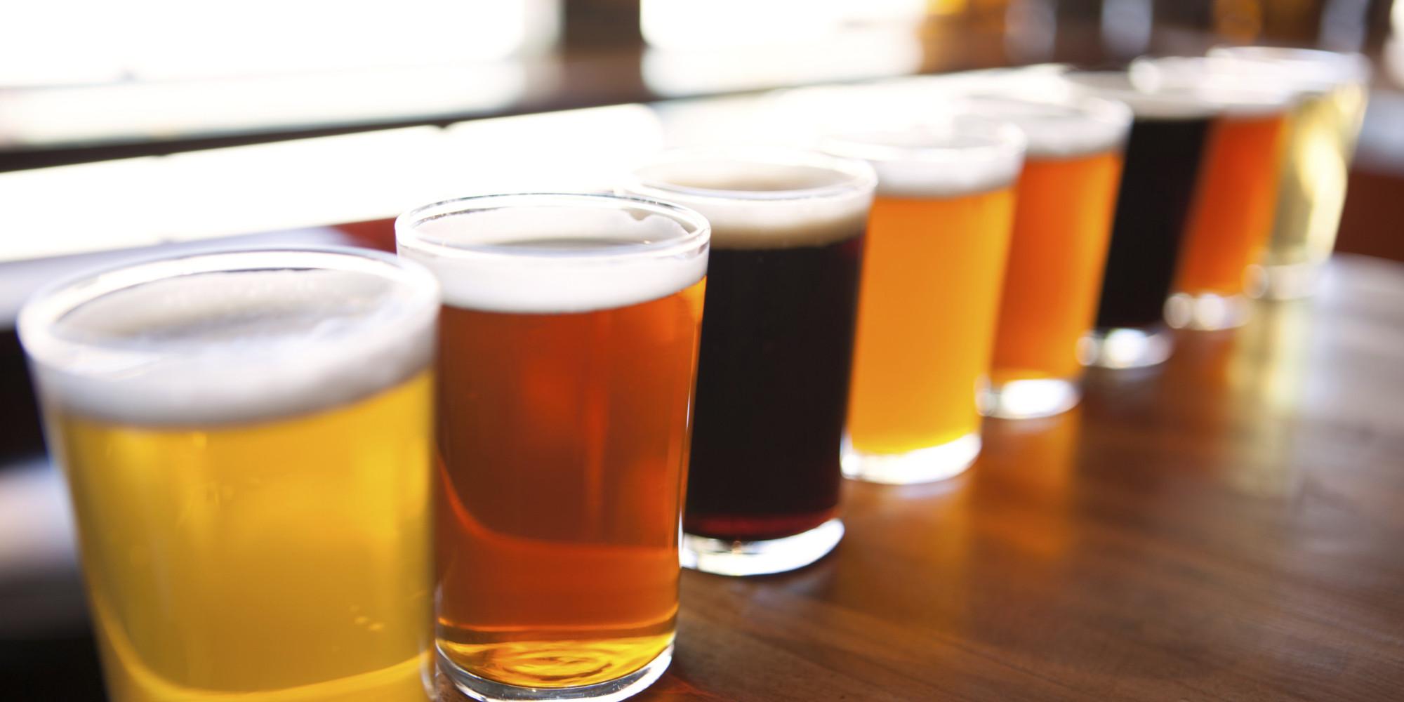 ¿Son mejores las cervezas artesanales?