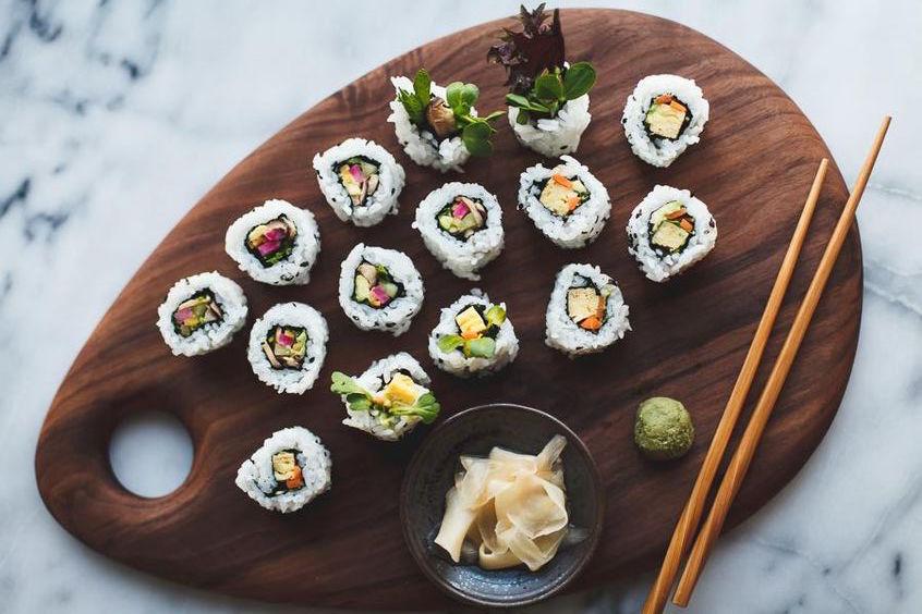4 Spots para Sushi o Sashimi