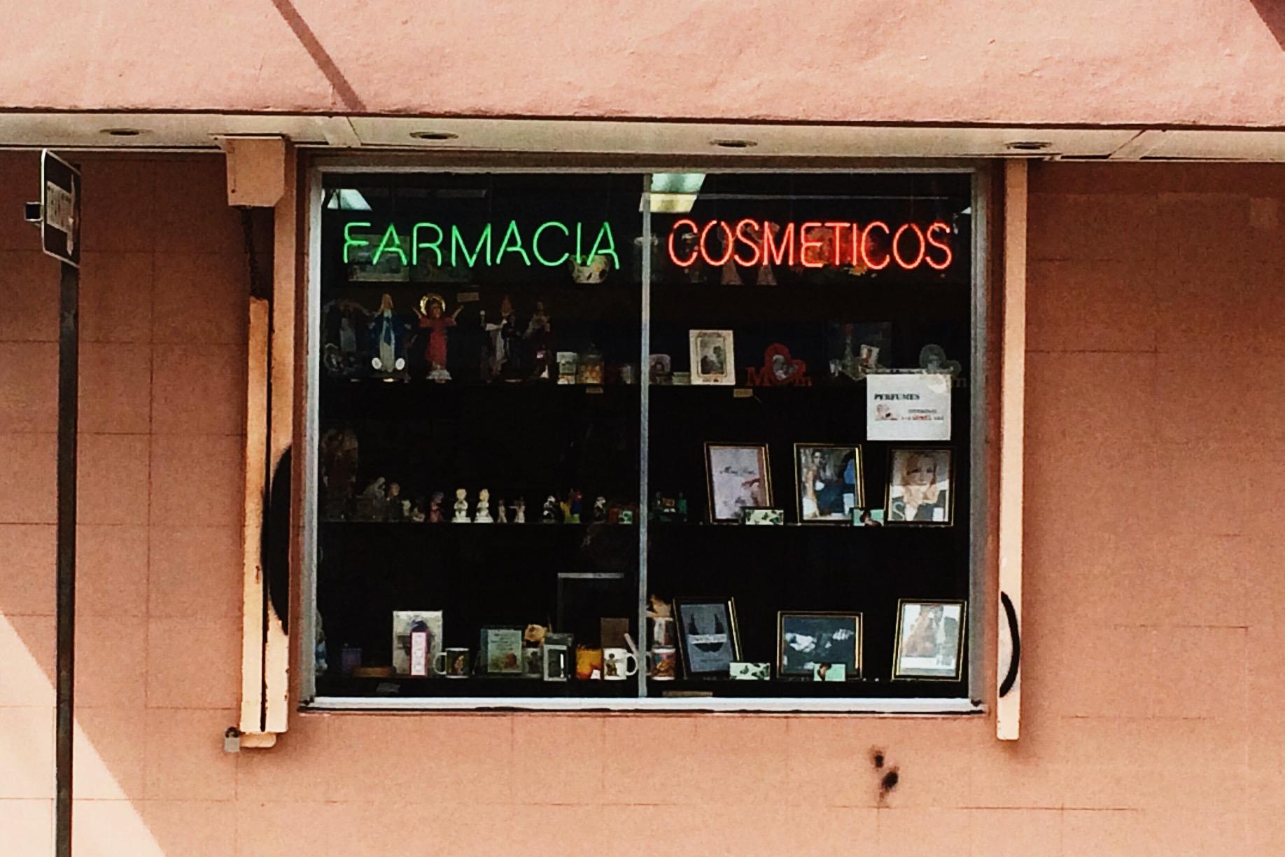 Farmacia Americana Tesoro escondido en la Loiza