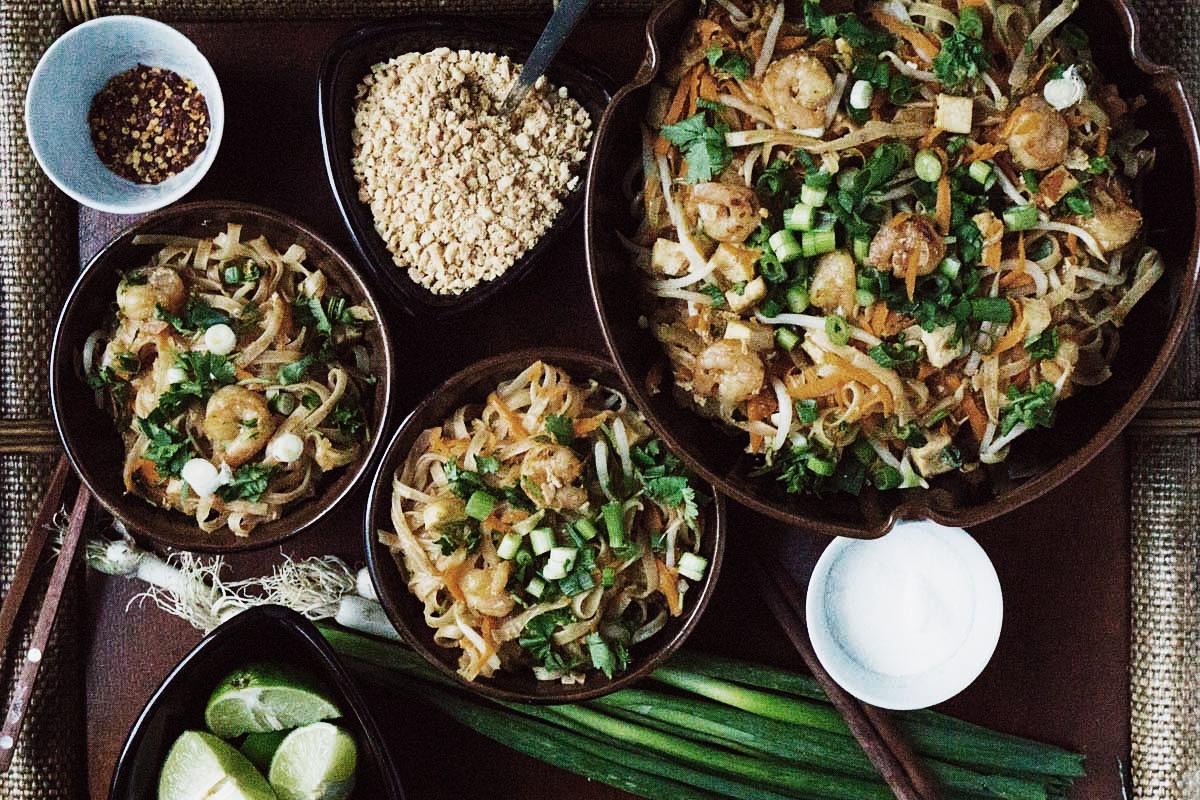 5 Spots para Comer el Mejor Pad Thai