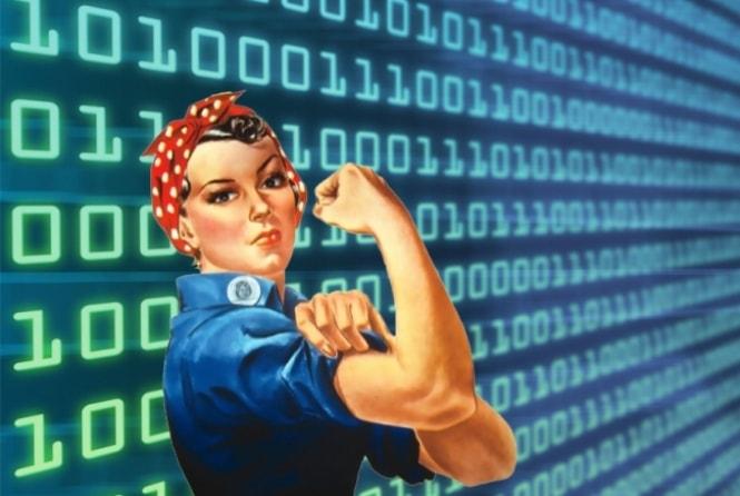 Tecnolo-chicas el nuevo #girlpower