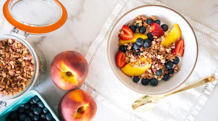 Así Desayuna Carla Mi Nutricionista