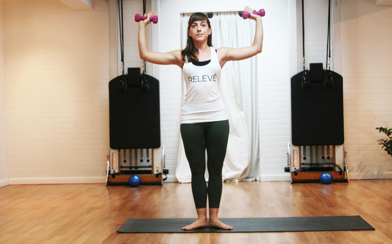 #FitnessGoals:  Rutina Para Tonificar Brazos