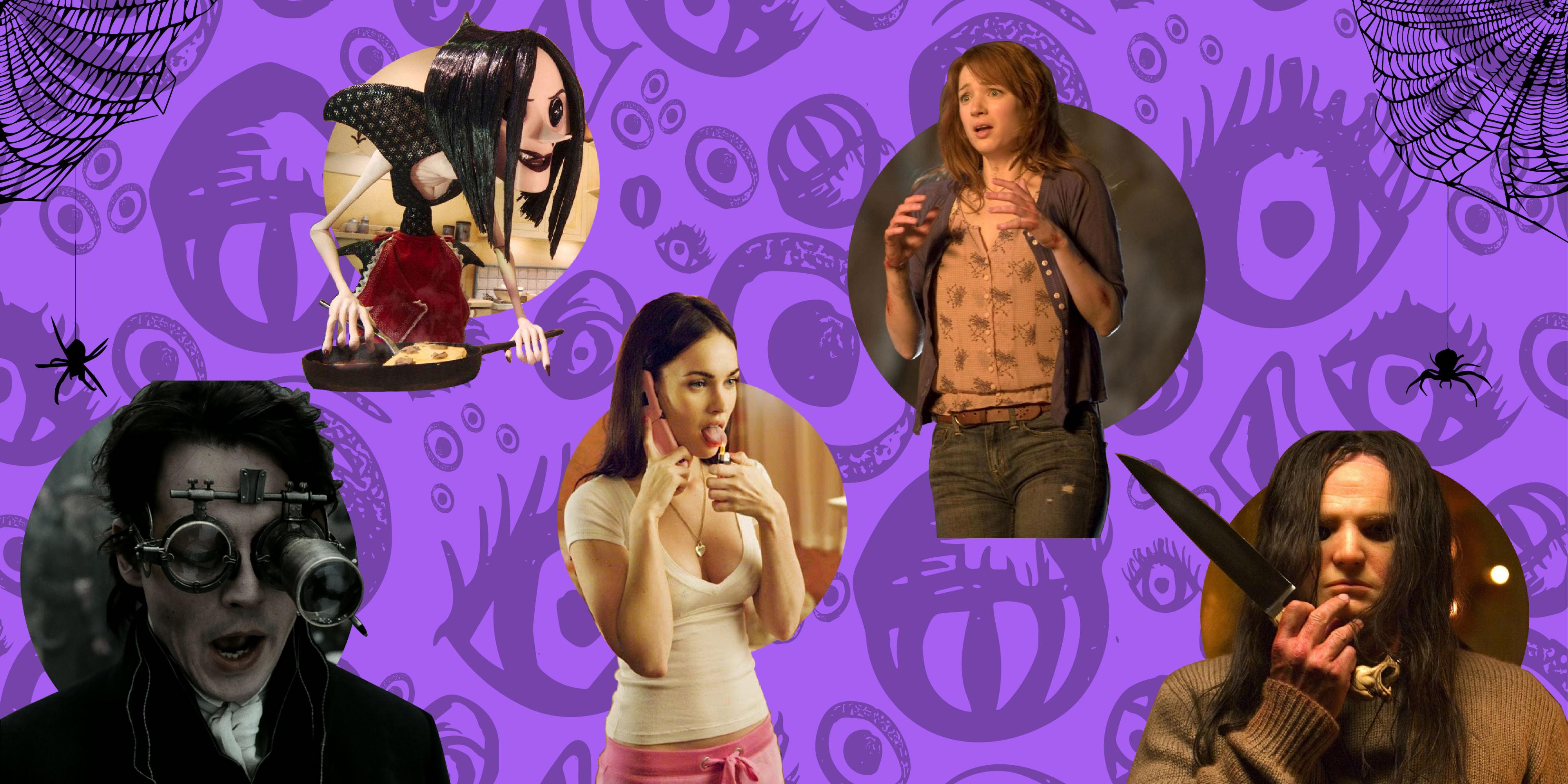 10 Películas de Miedo para la Gente Miedosa