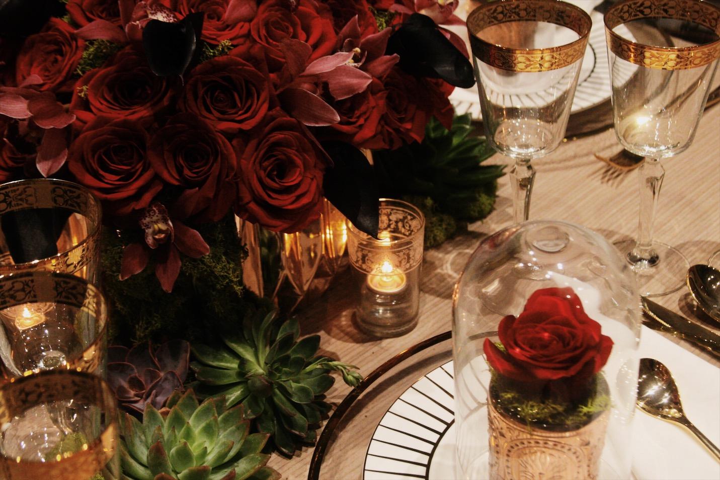 Akua te Inspira a Decorar tu Mesa en San Valentín
