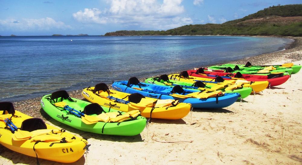 ¿Quieres Hacer Kayaking? Mira estos 5 Spots