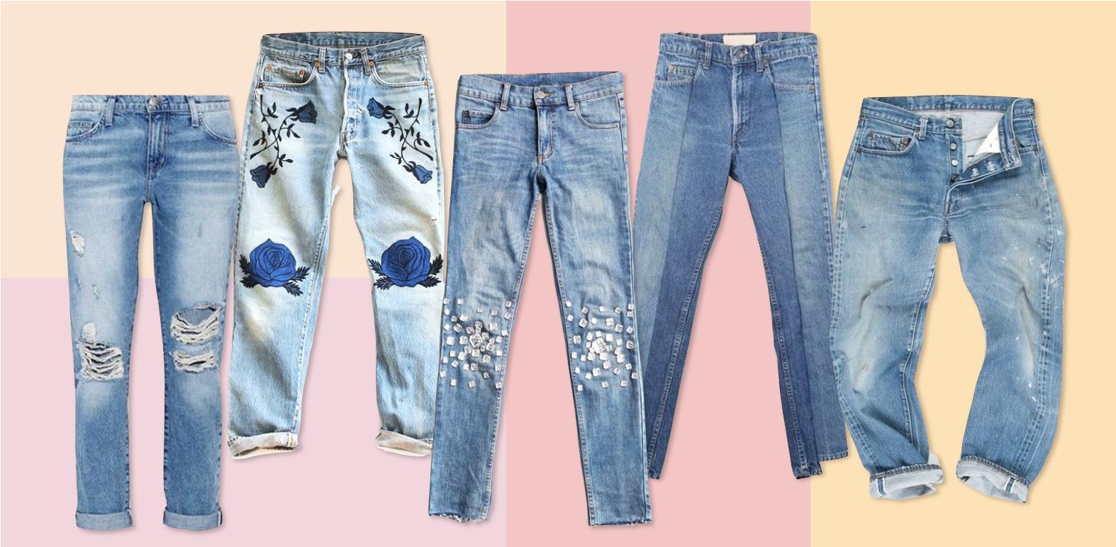 ¿Se Deben Lavar los Jeans?