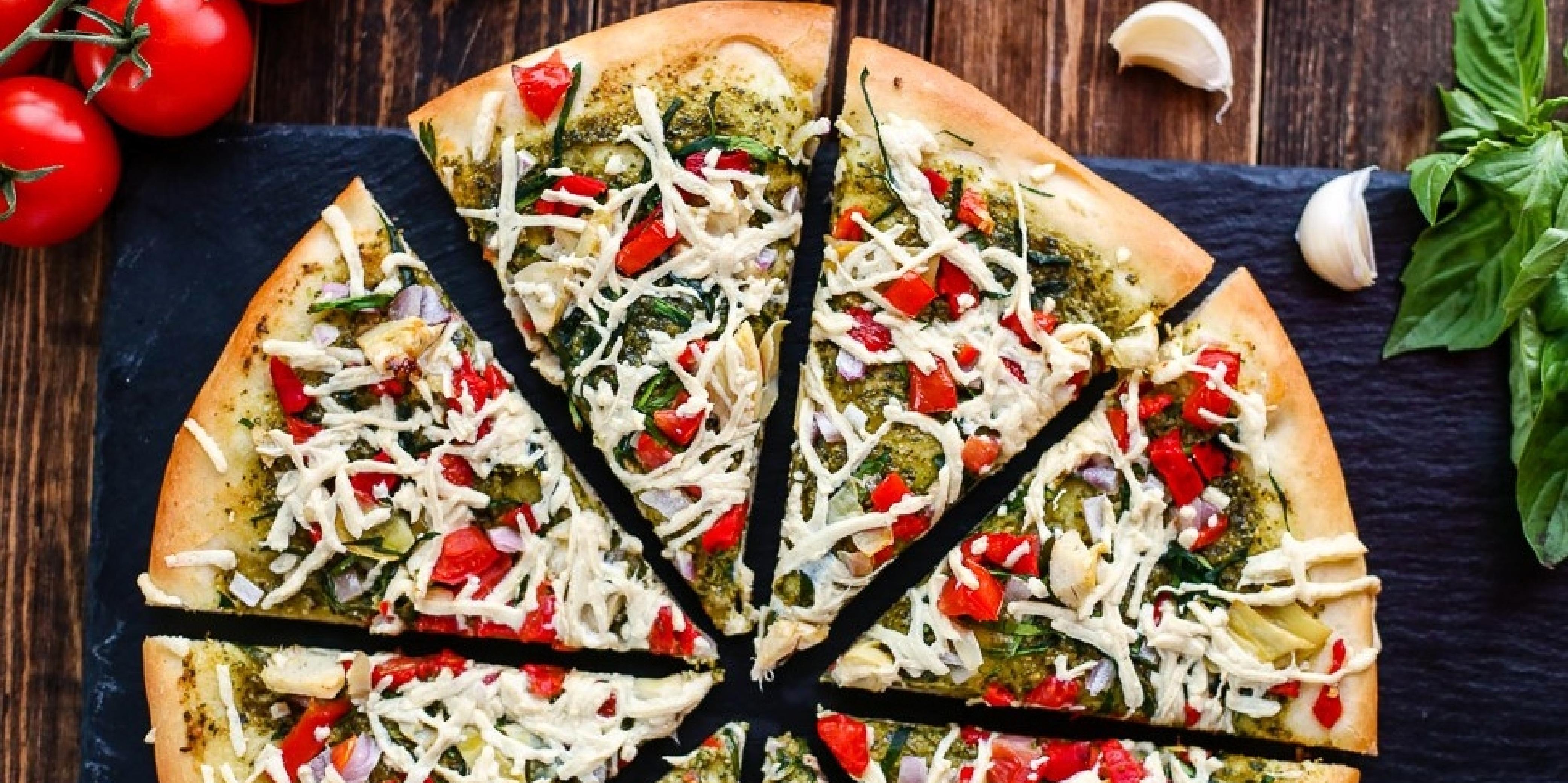 5 Pizzerías Veganas o Gluten Free en San Juan