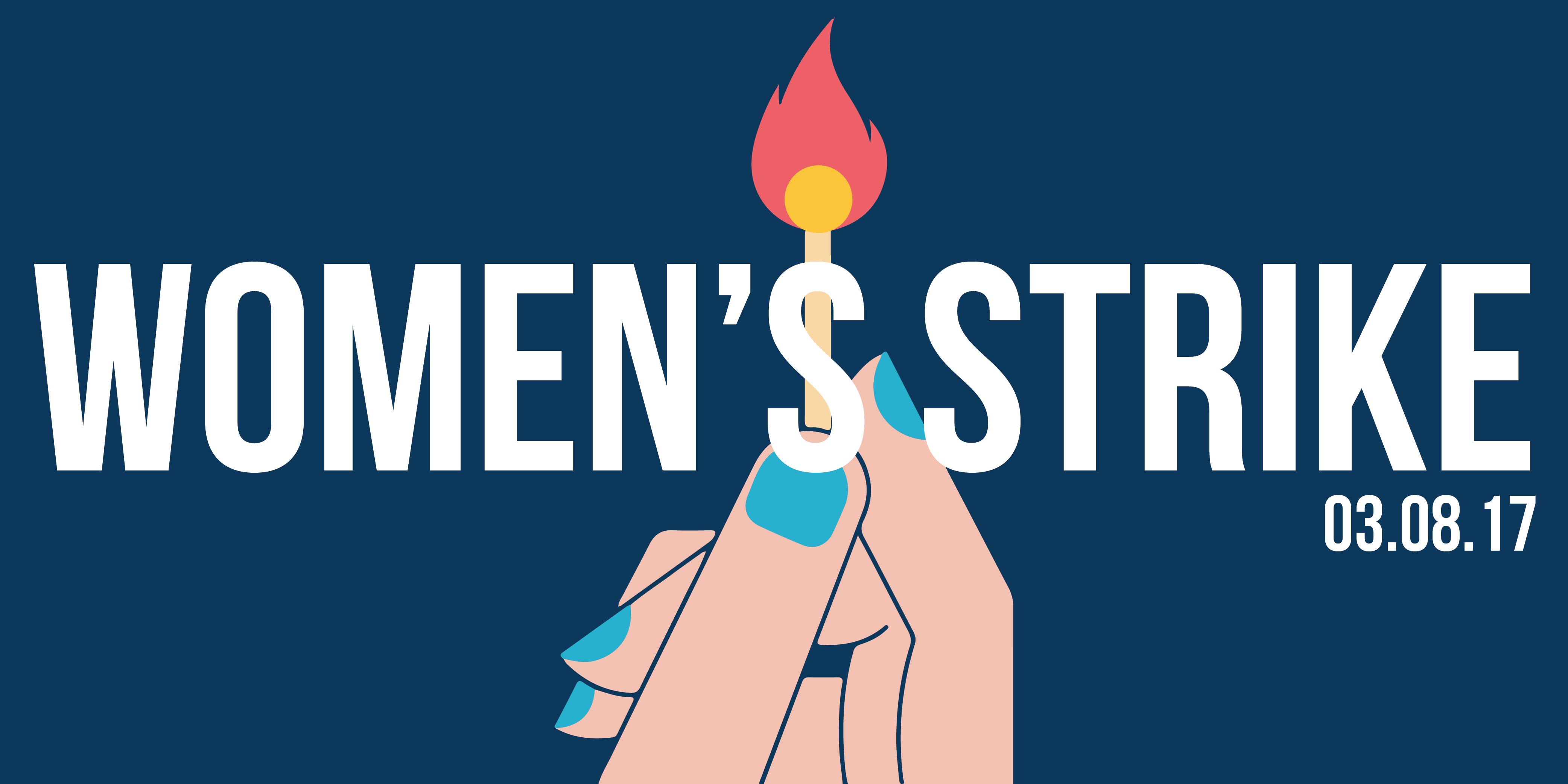 Un Día Sin Mujeres… Cómo, Dónde y Por Qué