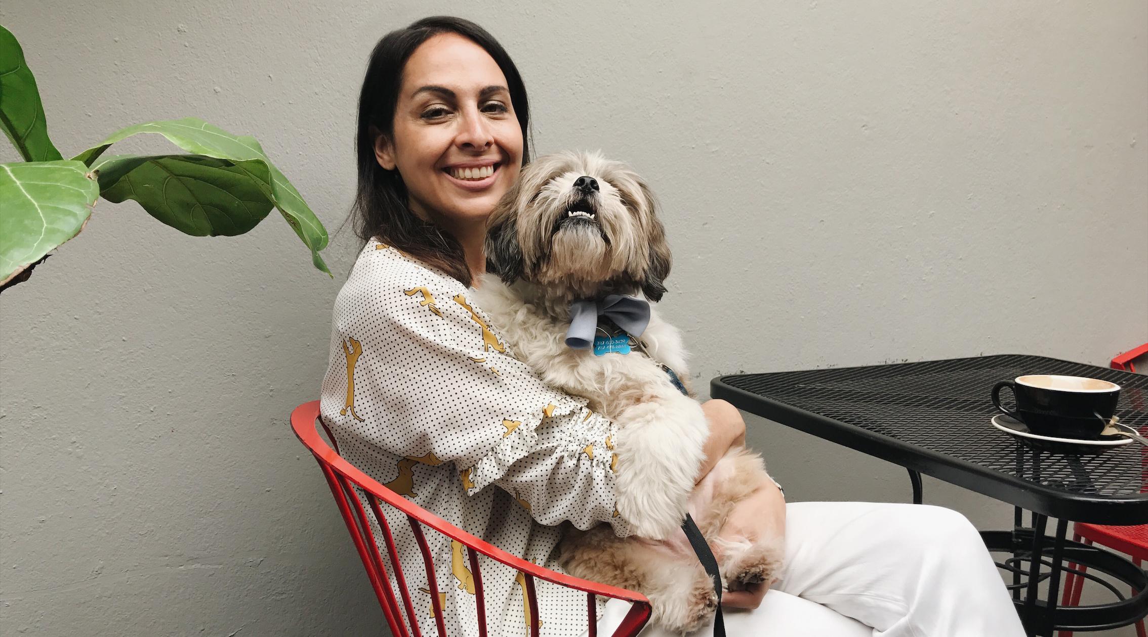 Sylvie Bedrosian, Aliada Incondicional de las Mascotas