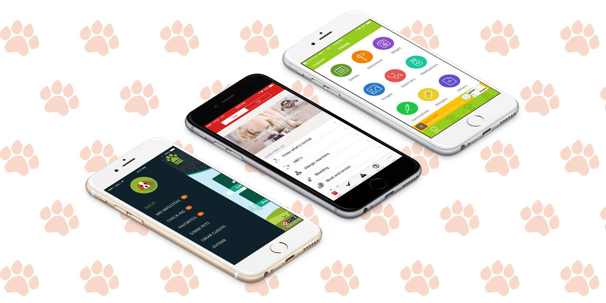 Pet-Lovers: Estos 4 Apps No Pueden Faltar en tu Celular