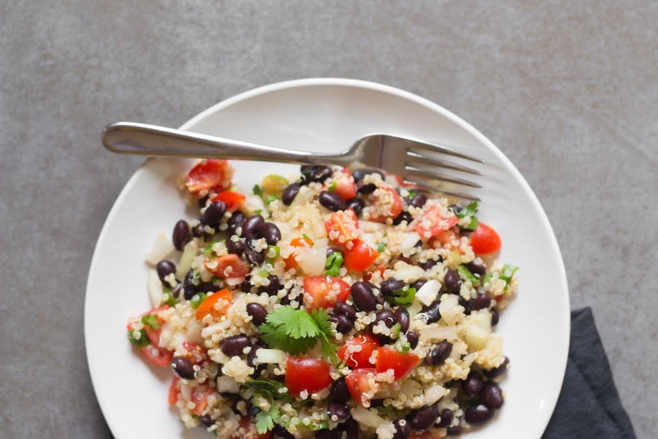 2 recetas veganas en menos de 10 minutos