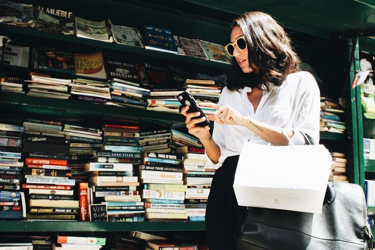 De compras en Instagram: Una experiencia del futuro