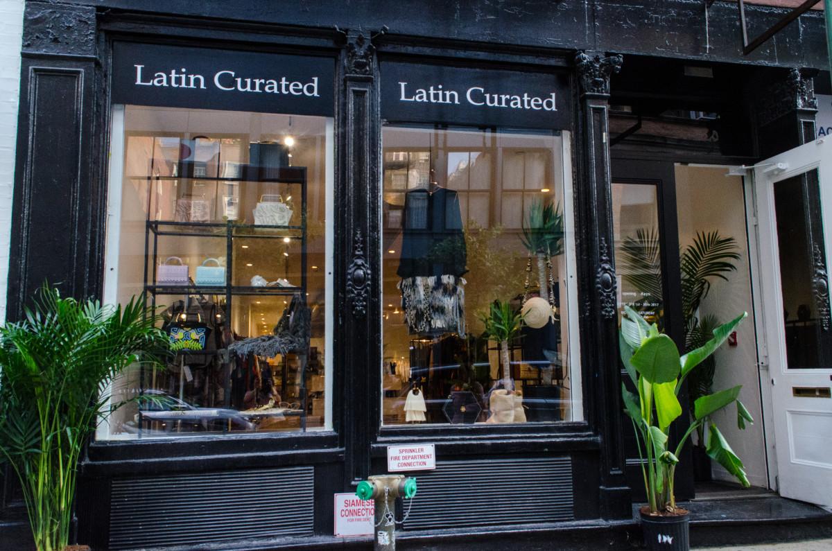 Desde Colombia hasta Nueva York: el nuevo 'pop-up shop' latino en NYFW
