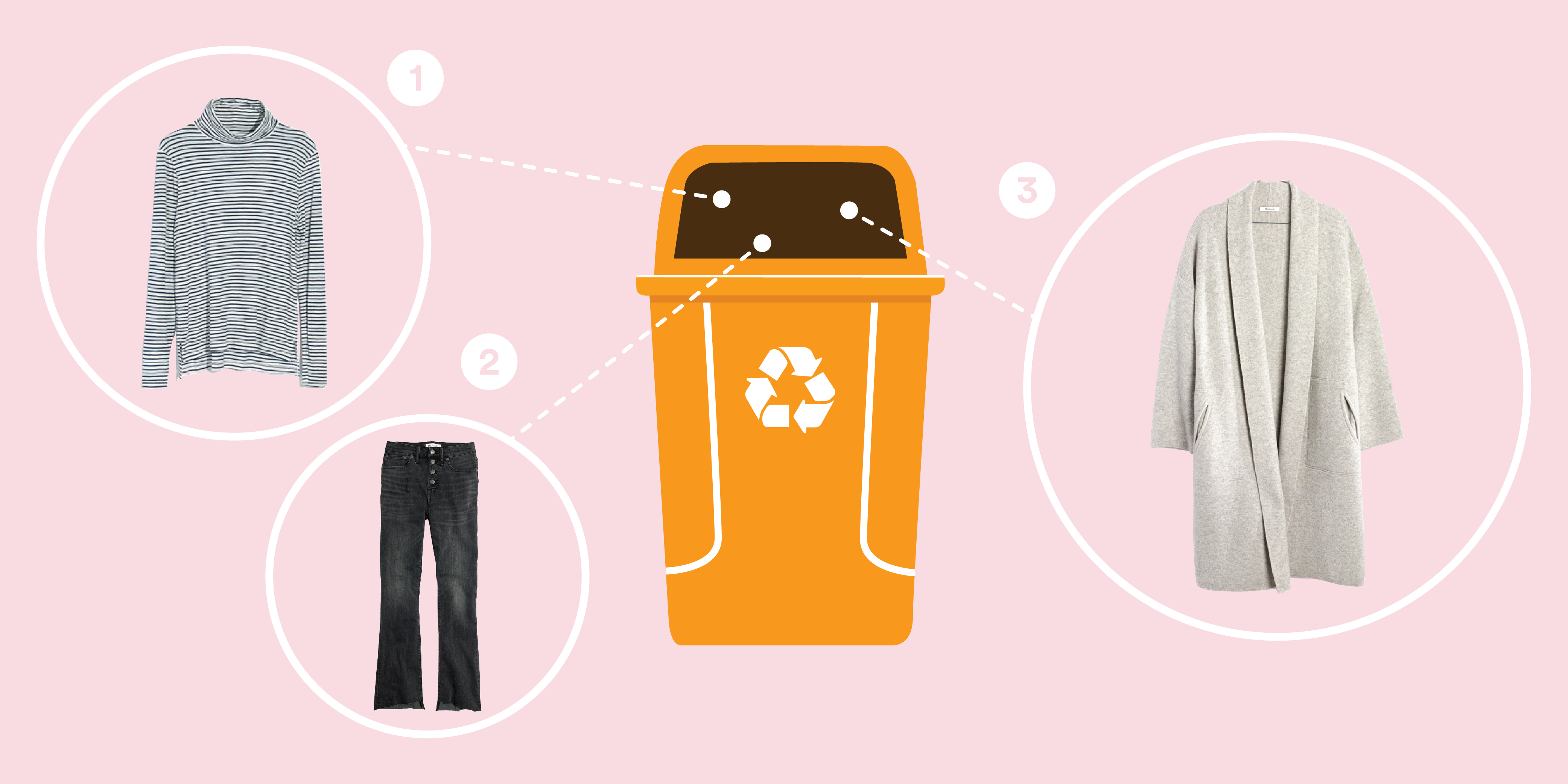 Reducir, reusar y reciclar: moda eco-consciente