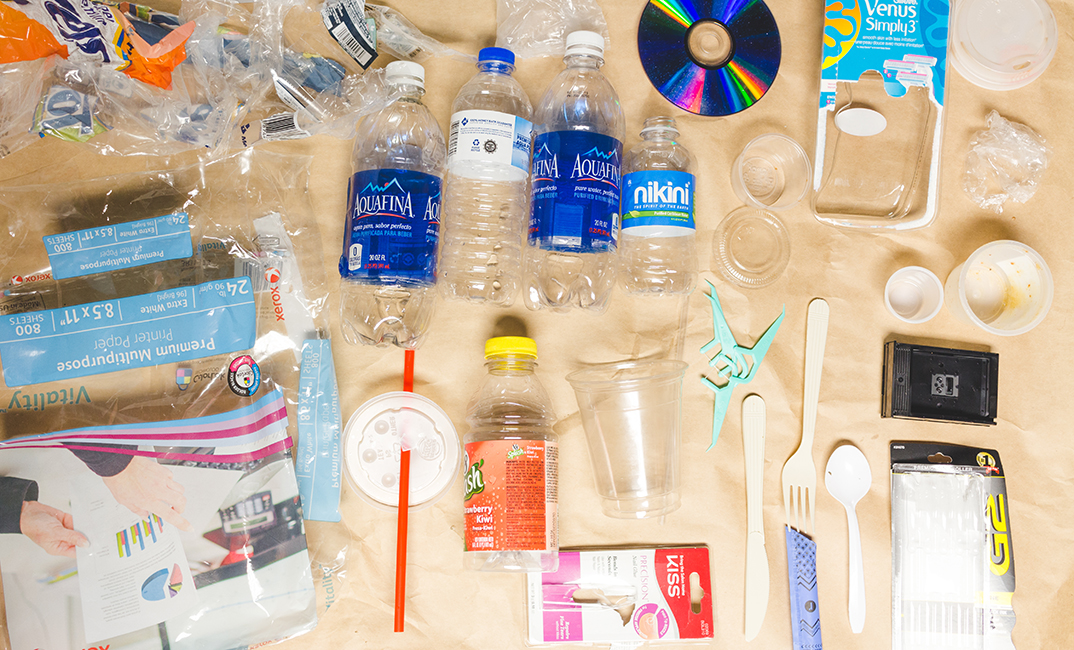 Reality check: no soy tan 'plastic-free' como pensaba