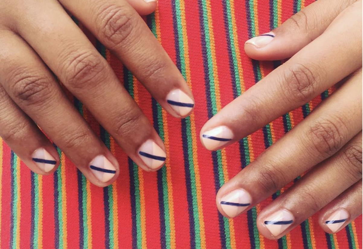 """Manicuristas que ponen el """"arte"""" en """"nail art"""""""