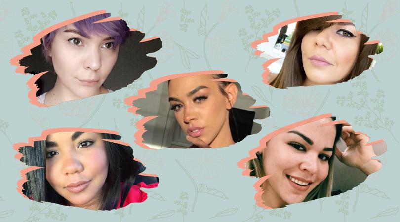 Brilla con un chin de highlighter: 5 natural makeup looks para todos los días