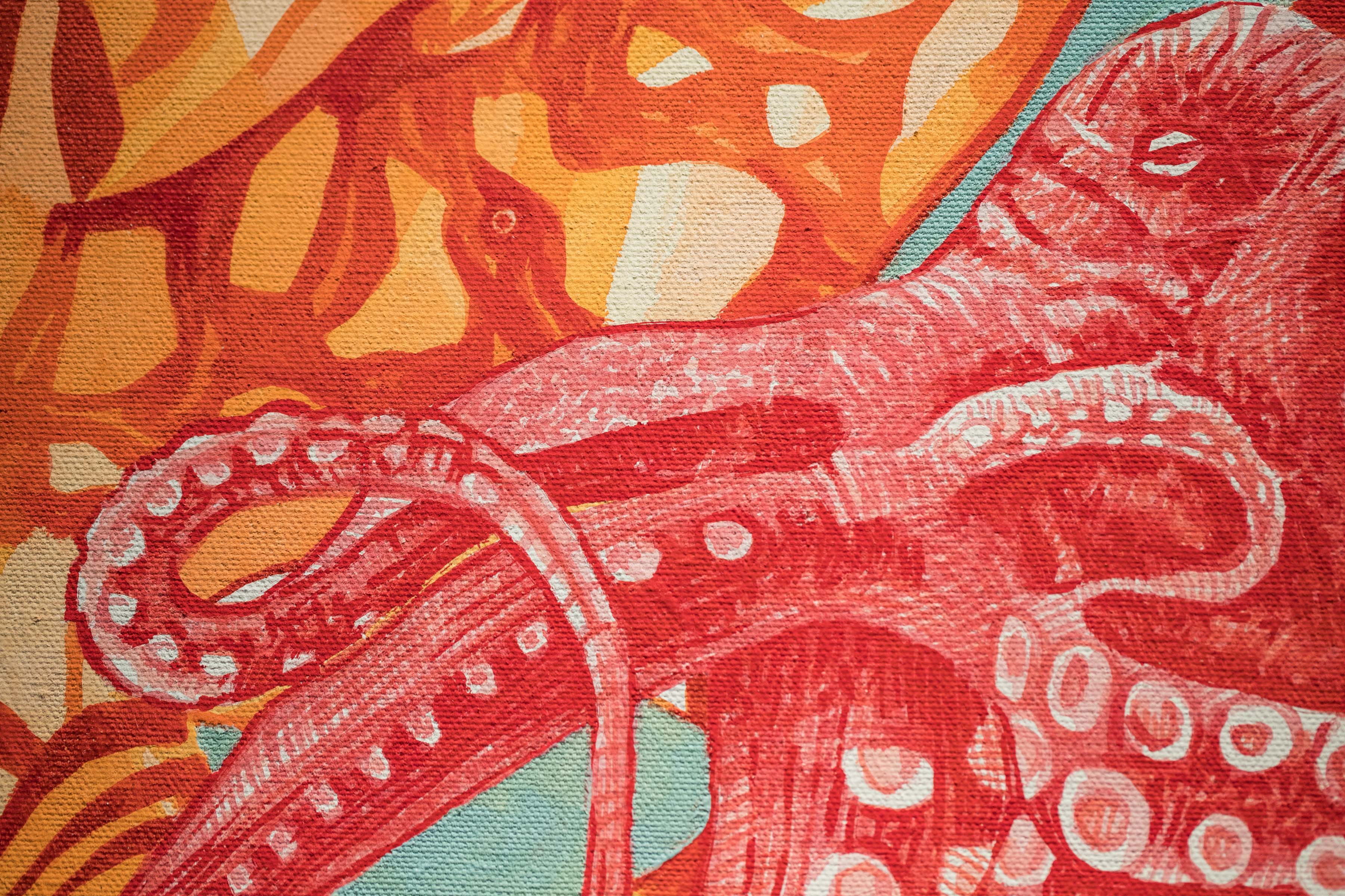 Pasea por los mundos utópicos de Nathan Budoff en el MADMi