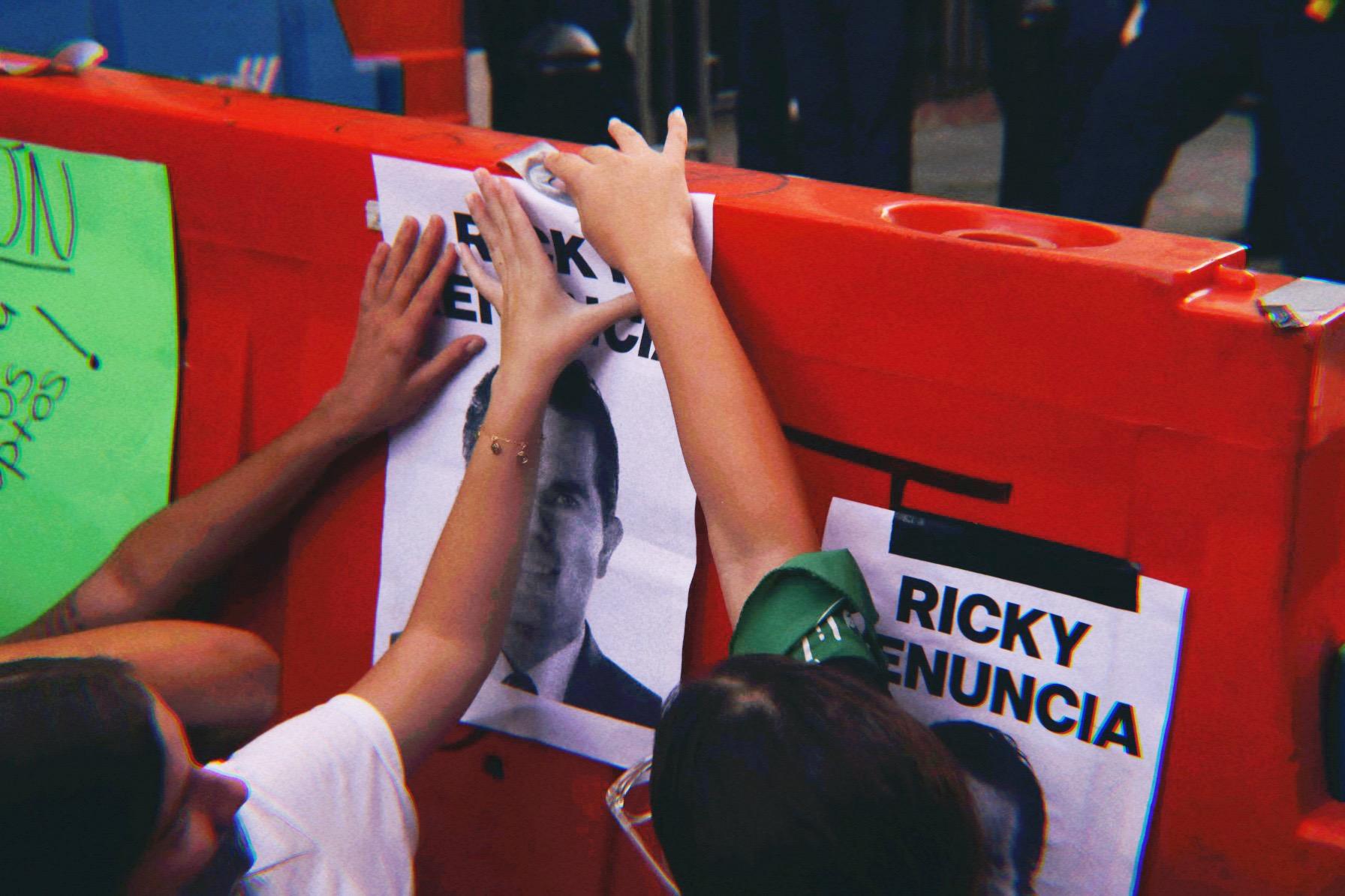#RickyRenuncia: Manifiesto consciente
