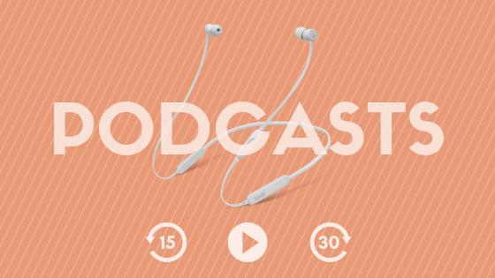 7 podcasts para pompearte a volver a la rutina
