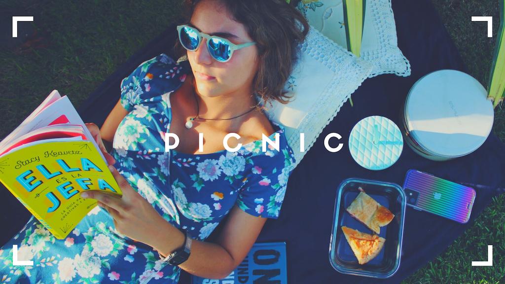 ¡Vámonos de picnic por nosotras y el ambiente!