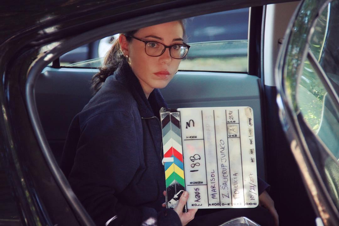 Zoé Salicrup Junco: Cineasta boricua dejando el sabor latino en HBO