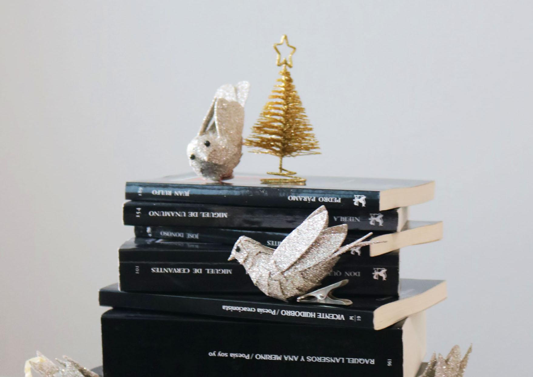 Alternativas de árboles de Navidad que puedes hacer en casa