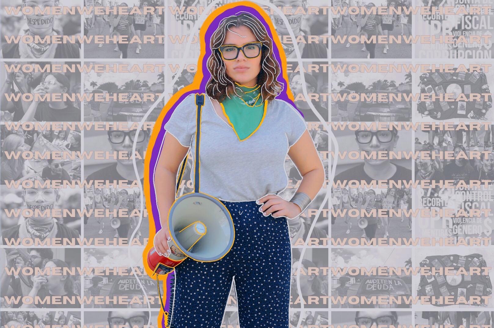 Feminismo y activismo (con)sentimiento: Aliana Bigio