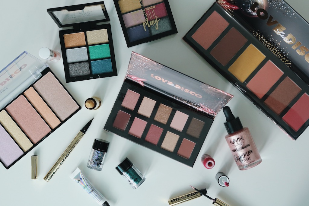 "Creamos el ""Love, Lust & Disco"" Look con makeups de NYX"