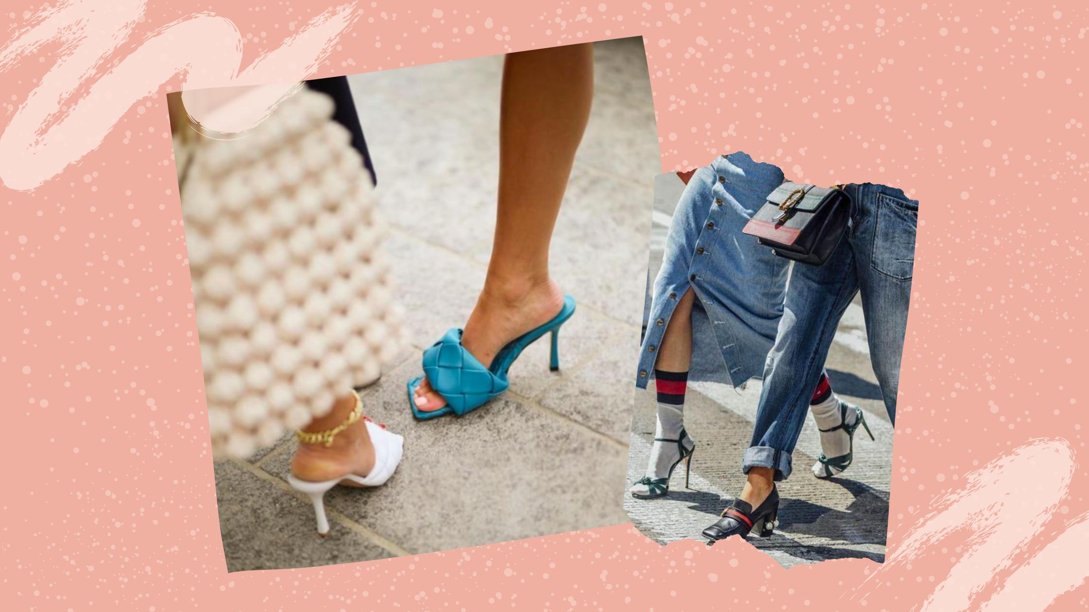 5 tendencias de zapatos para Primavera 2020
