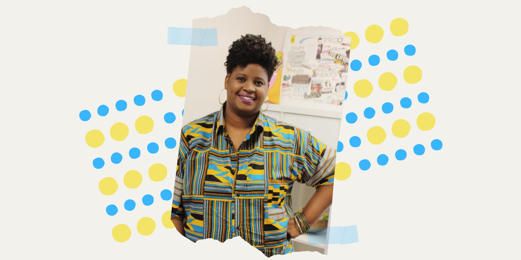 Gloriann Sacha Antonetty: Fundadora de Étnica, primera plataforma afrolatina en Puerto Rico