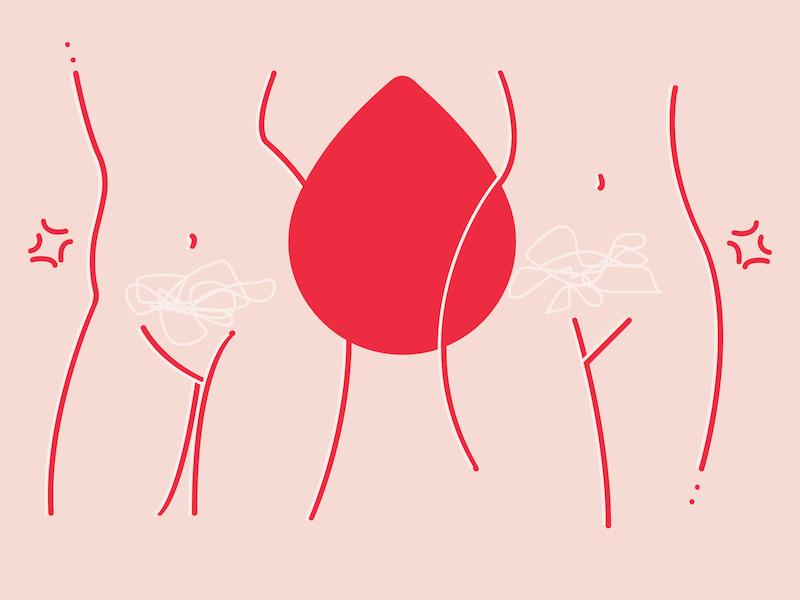 ¿Será que el estrés afecta nuestro ciclo menstrual? Te contamos…