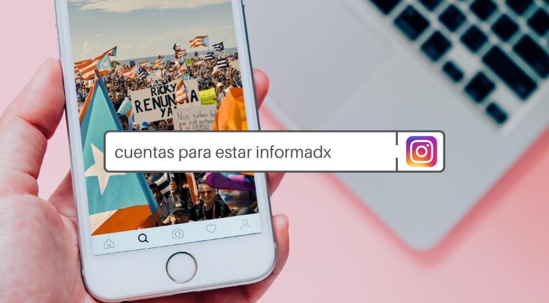 6 cuentas de Instagram para estar al día con la política