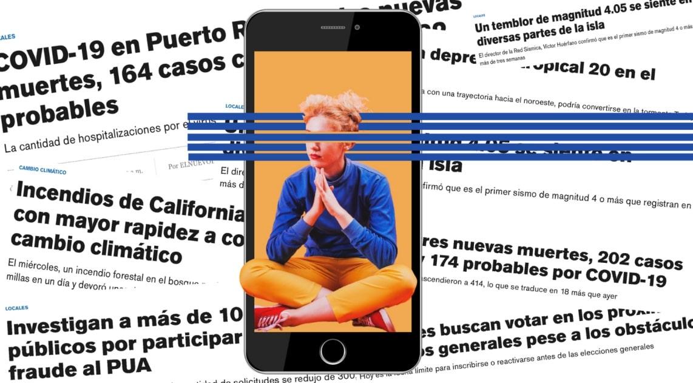 Cómo consumir noticias sin que afecten tu salud mental
