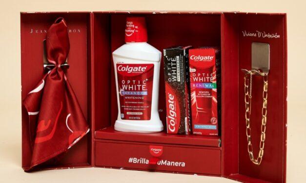 ¡Por fin puedes ordenar gratuitamente el #BrillaATuManera Box de Colgate!
