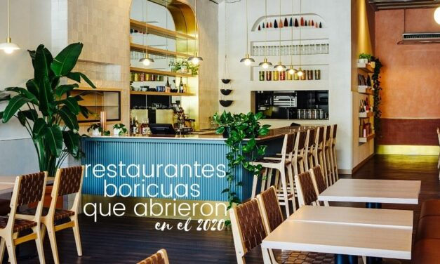 7 restaurantes que abrieron durante la pandemia